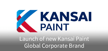 Launch of new Kansai Paint Global Corporate Brand