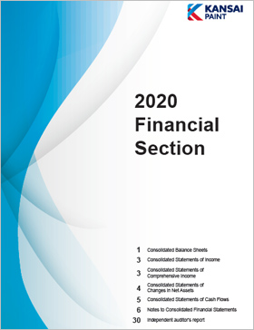 2020 FINANCIAL SECTION